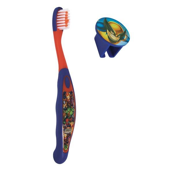 Escova Dental com capa Wolverine  - OralGift