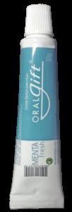 Creme Dental OralGift com 3 unidades de 30g cada