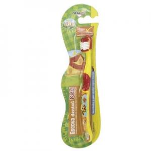 Escova dental Infantil Sítio do Picapau Amarelo