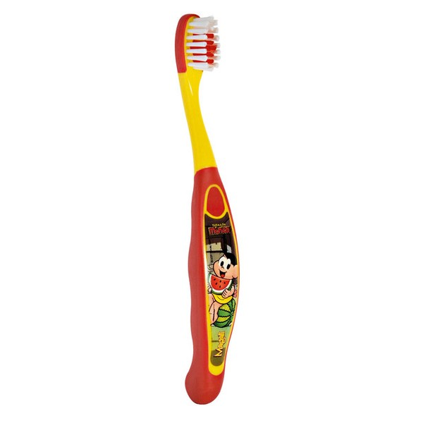 Escova Dental Magali - Turma da Mônica  - OralGift