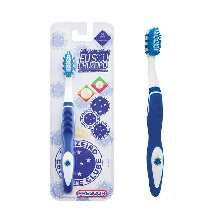 Escova de Dente Juvenil Cruzeiro  - OralGift