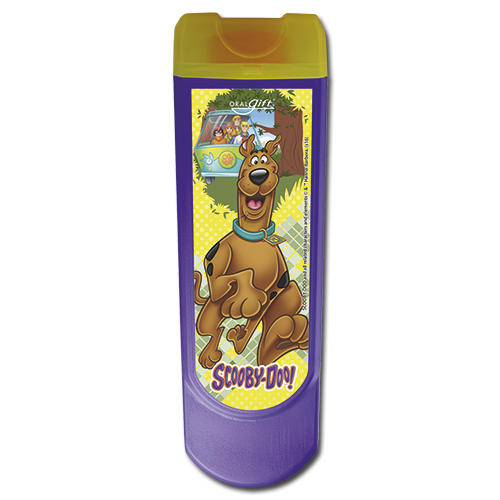 Kit UP 3x1 Scooby Doo  - OralGift