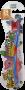Escova dental Infantil OralGift Bichos do Brasil