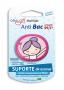Suporte de escova de dente OralGift - Luciano Martins - com proteção de prata e zinco contra vírus e bactérias.