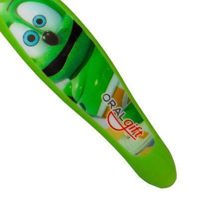 Escova de Dente Infantil Gummy Bear  - OralGift