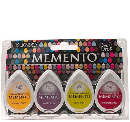 Carimbeira Memento Dew Drop - Farmer´s Market  - JuJu Scrapbook
