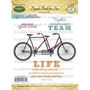 Carimbo -  Bicycle Built for Two - Just Rite