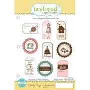 Carimbo - Totally Tags / Handmade - Taylored Expressions