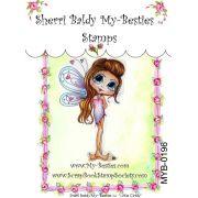 Carimbo - Little Cindy - My Besties