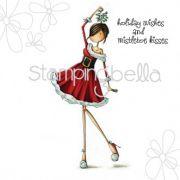 Carimbo - Eve Under the Mistletoe - Stamping Bella