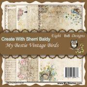 Papel My Besties - My Bestie Vintage Birds