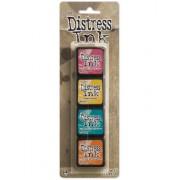 Carimbeira Mini Distress Ink Tim Holtz - Pad Kit 40316