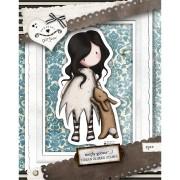 Urban Stamp (2pcs) - Gorjuss - I Love You Little Rabbit