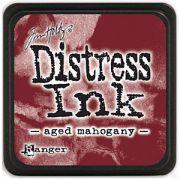 Carimbeira Distress Ink Tim Holtz Grande - Aged Mahogany
