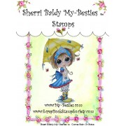 Carimbo My Besties - Modelo Rain Or Shine