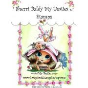 Carimbo My Besties - Modelo Butterfly Betsy