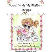 Carimbo My Besties - Modelo Peddling Petunia