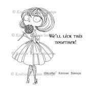 Carimbo Kimmie - Modelo Lola Lollipop