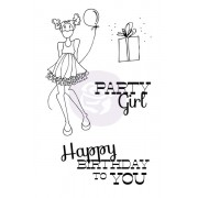 Carimbo Doll Prima Marketing - Modelo Party Girl