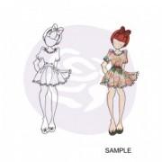 Carimbo Doll Prima Marketing - Modelo Betty