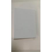 Álbum 16x 22 com lombada Branco - JuJu Scrapbook