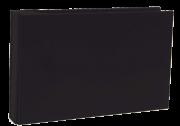 Álbum 19 cm X 11,5 cm Preto - Paperchase