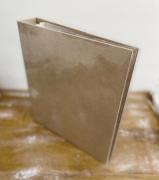 Álbum tipo Fichário A4 - Kraft / JuJu Scrapbook