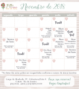 Aulas Presenciais Novembro 2018