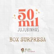 BOX Surpresa 50 MIL Jujubinhas - Juju Scrapbook