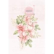Caderno Correio do Amor - Scrap Minuto - Coleção Cartas para Você / Juju Scrapbook