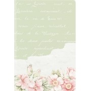 Caderno Manuscrito - Scrap Minuto - Coleção Cartas para Você / Juju Scrapbook