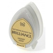 Carimbeira Brilliance- Cor Galaxy Gold