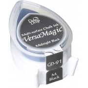 Carimbeira Versa Magic Pequena - Cor Midnight Black