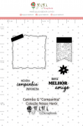 Carimbo G Companhia - Coleção Nosso Herói - JuJu Scrapbook