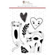 Carimbo G Meu Chamego - Coleção Espalhando Amor - JuJu Scrapbook