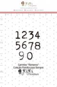 Carimbo Números - Coleção Família para Sempre - JuJu Scrapbook