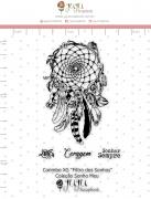 Carimbo XG Filtro dos Sonhos - Coleção Sonho Meu - JuJu Scrapbook