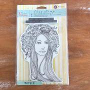 Desapego Juju - Cling Stamp Mother