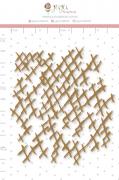 Enfeite Chipboard Adesivado Amor de Pai - Coleção Nosso Herói - Juju Scrapbook