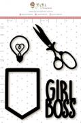 Enfeite Blackboard Ideias Criativas - Coleção Quarentena Criativa - Juju Scrapbook