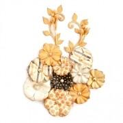 Flores Decorativas Amber Moon Modelo Willow - Prima Marketing
