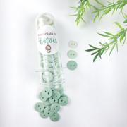 Kit de Botões Natureza  - Juju Scrapbook