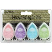 Kit de Carimbeiras Versa Magic - Drew Drop - Cor Pretty Pastel