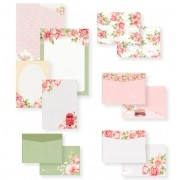 Kit de Papel de Carta - Coleção Cartas para Você - JuJu Scrapbook