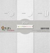 Kit Coordenado Neve - JuJu Scrapbook
