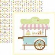 Papel Sweet Candy by Mariceli Massuci / Guirlanda - Toke & Crie