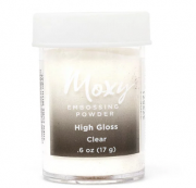 Pó de Emboss Moxy High Gloss - Clear / American Crafts