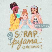 Scrap Pijama 2021 - Pacote Delivery