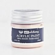 Tinta Acrílica Art Alchemy Opal Magic Rose Gold - Prima Marketing