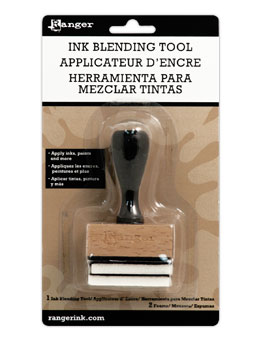 Ink Blending Tool Quadrado - Tim Holtz  - JuJu Scrapbook